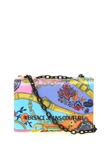 Versace Jeans Omuz Çantası Renkli